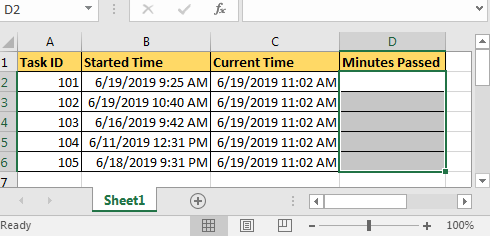 How To Add Time In Excel To Get Total Hours