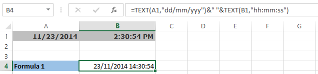 Combining Data From Seprate Coloum into Single Data and time2