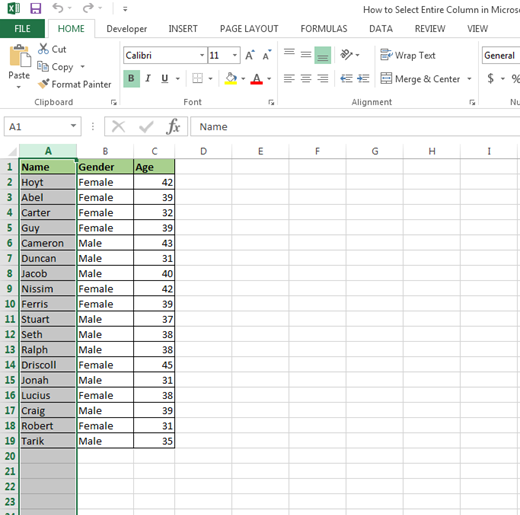Copy Selection to a Database sheet using VBA in Microsoft Excel