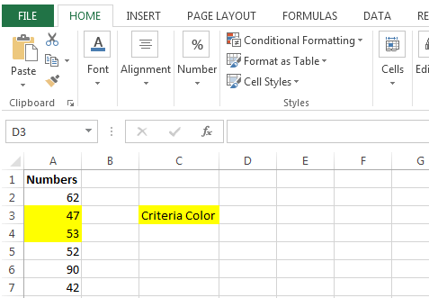 Sum By Color Using Vba In Microsoft Excel Microsoft