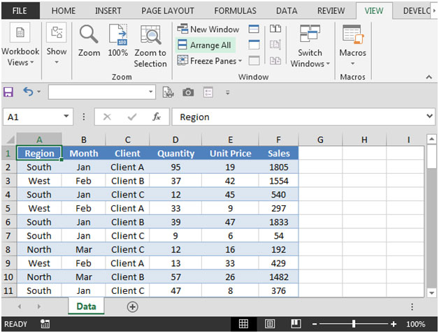 how to show lines when printing in excel