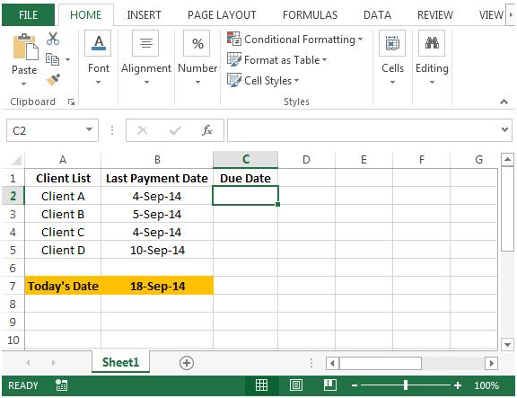 Date calculator between dates in Australia