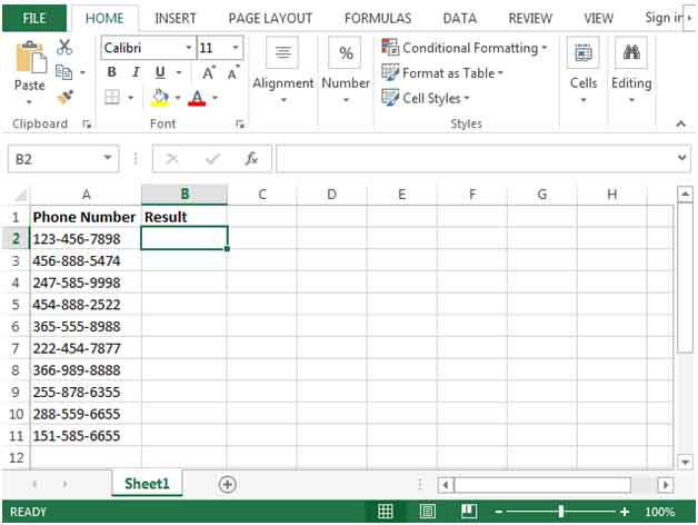 open office how to change from text to numbers