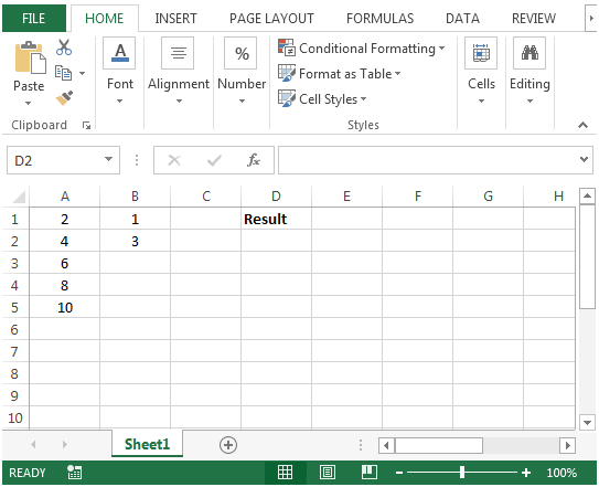 Summing Values In a Range Specified By Indirect Cell