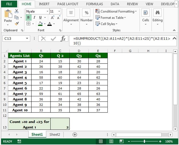 Count The Number Of Values Between A Lower And Upper Limit In. Conclusion This Is All About That How We Can Count The Number Of Values Between Upper And Lower Limit By Using Sumproduct Function In Microsoft Excel. Worksheet. Excel Worksheet Limit 2013 At Clickcart.co
