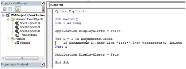 Vba Delete Worksheet Without Confirmation In Addition In Addition ...