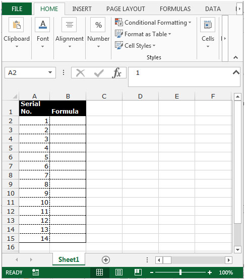 How To Change Column Number With Letter In Microsoft Excel