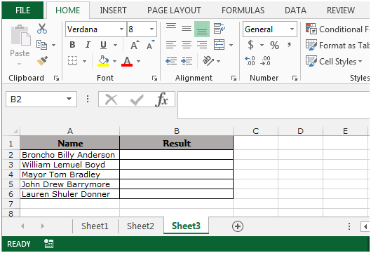 Reversing the Word Order within a String in Microsoft Excel