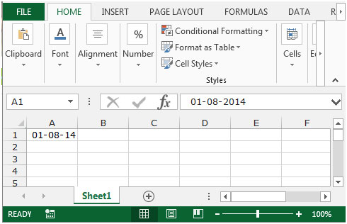 how to change date format in ms project