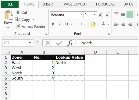 Find Row Number Of Cell Excel