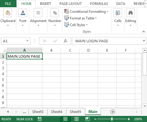 Determine if a sheet exists in a workbook using VBA in Microsoft – Vba Worksheet Name