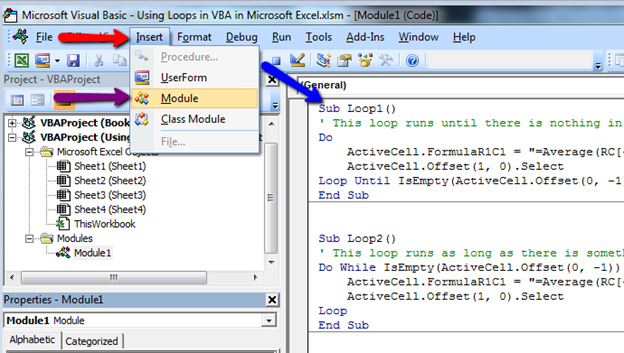 Array variables using VBA in Microsoft Excel 2010 | Excel ...