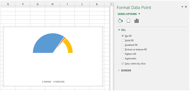 Gauge chart in microsoft excel tips img15 ccuart Image collections