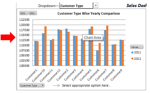 Natural Gas Comparison Chart