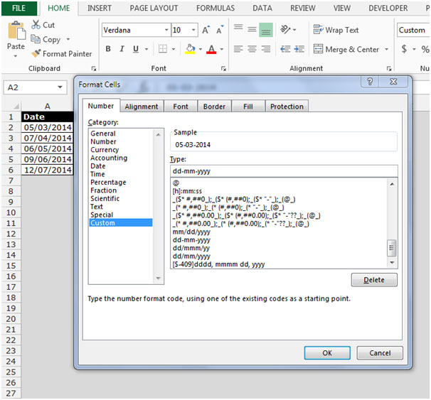 how to use slash in excel