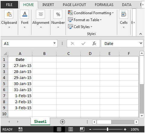 Excel Date To Text Day Of Week