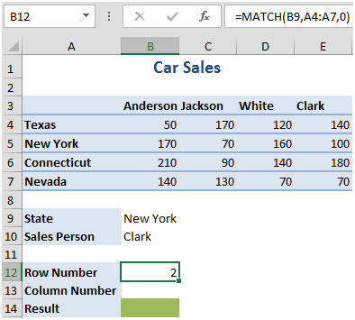 how to use index function in excel 2010