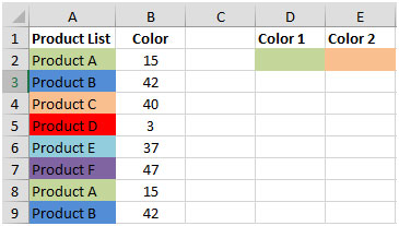 How to get color of the cell using vba in microsoft excel 2010 tips img6 ibookread Read Online