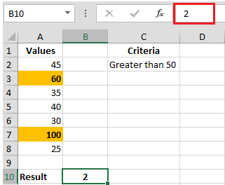 How to Use Countif in VBA in Microsoft Excel | Tips