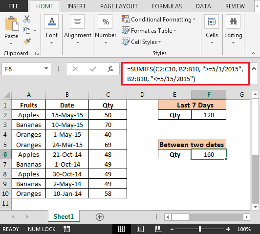 how to add 7 days to a date in excel