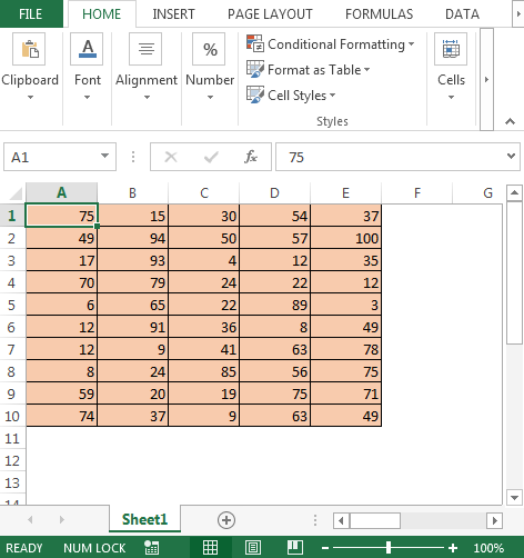 how to delete thousands of rows in excel