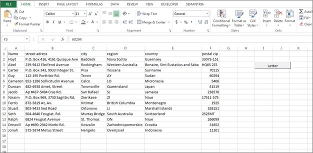 How to Automate Mail Merge through VBA in Microsoft Excel | Microsoft ...