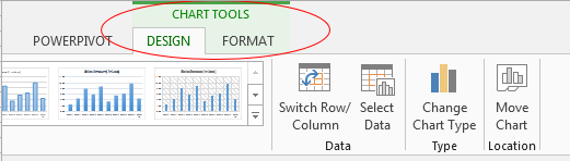 excel how to add trend line