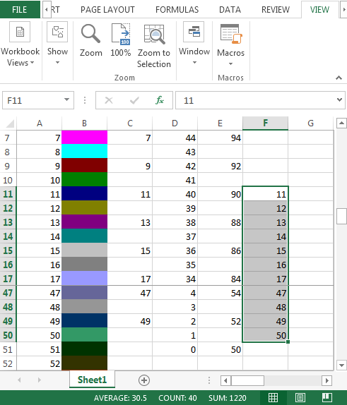 How to write do loops in vba