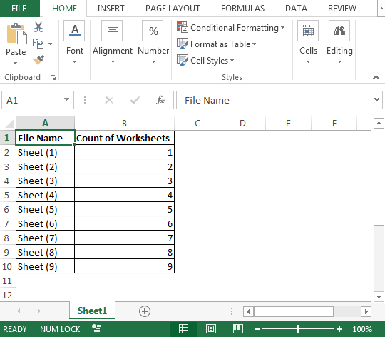 Bine All Worksheets Into One Excel 2007 Multiple