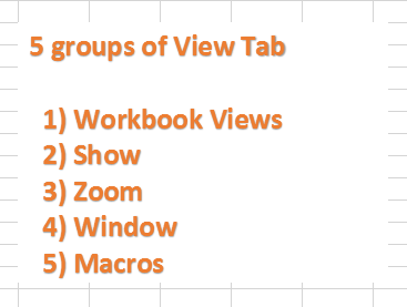 show tabs in excel